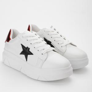 Stitching Star Casual Shoes -