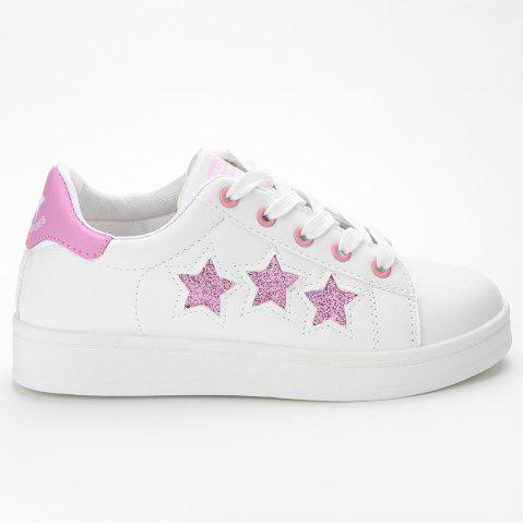 Shop Sequined Stars Skate Shoes