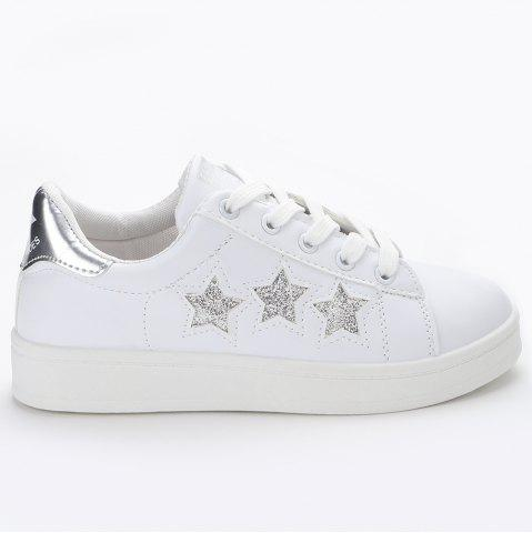 Shops Sequined Stars Skate Shoes