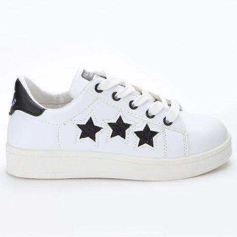Discount Sequined Stars Skate Shoes