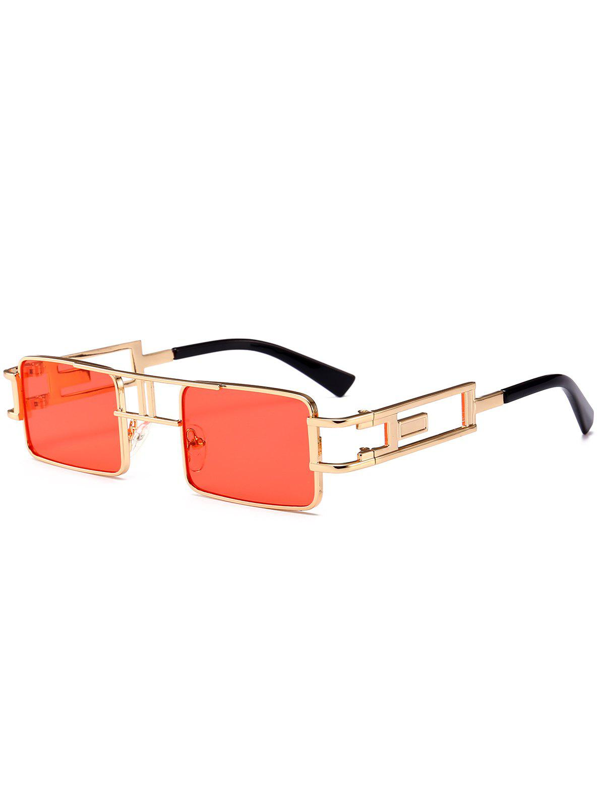 bbba1b01d8 Sale Square Sunglasses with Hollow Out Carver Frame