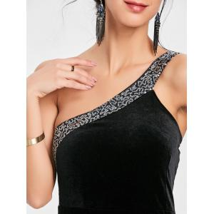 Платье Maxi One Shoulder Party -