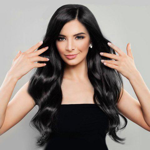 Trendy Long Free Part Body Wave Synthetic Lace Front Wig