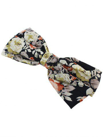 Outfits Floral Bowknot Small Hairpin