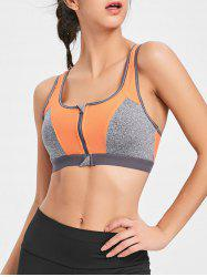 Sports - Color Block - Soutien-gorge dos nageur -