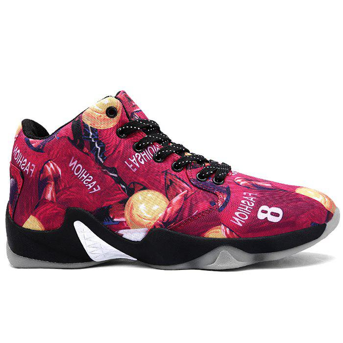 Shop Wear-resisting Breathable Basketball Shoes