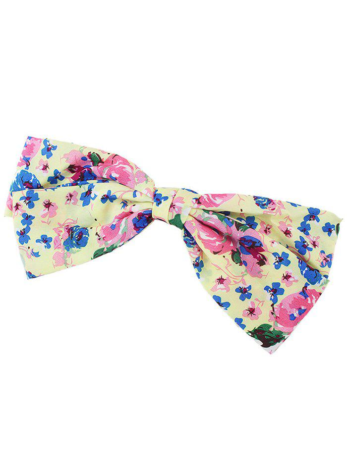 Online Floral Bowknot Small Hairpin