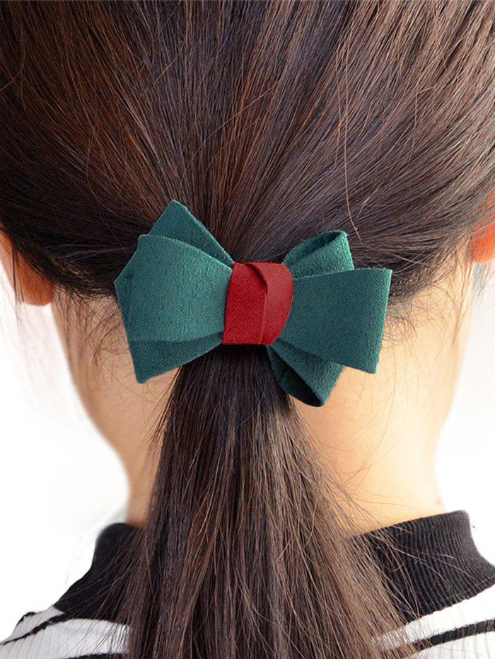 Affordable Bowknot Embellished Elastic Hair Band