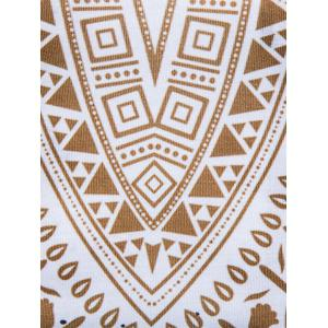 Long Sleeve Dashiki T-shirt -