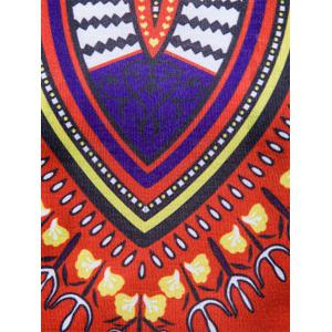 National Dashiki Printed T-shirt -