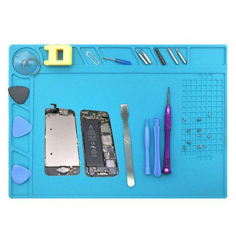 Sale Heat Insulation Silicone Phone Repair Kit Mat