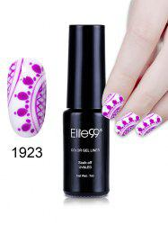 7 ml Vernis à Ongle Gel à Tremper Coloré -
