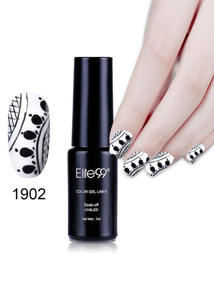 Latest 7ML Color Gel Soak Off Nail Art Nail Lacquer