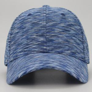 Unique Color Splice Pattern Magic Stickers Baseball Cap -