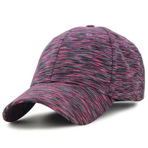 Buy Unique Color Splice Pattern Magic Stickers Baseball Cap