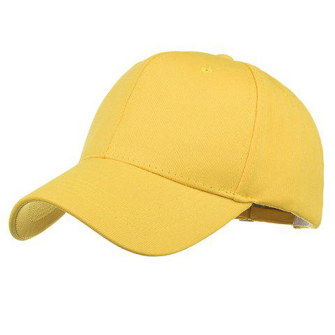 Unique Simple Line Embroidery Adjustable Sunscreen Hat