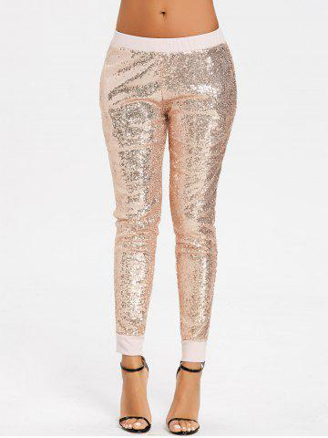 Outfits Glitter Sparkle Sequins Joggers