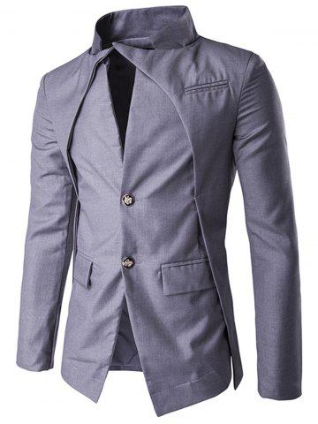 Shops Slim Fit Single Breasted Blazer