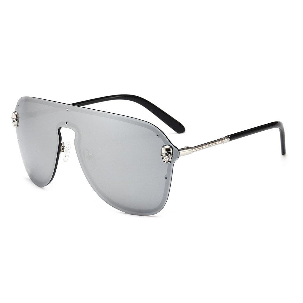 Best Metal Full Frame One Pieces Lens Sunglasse