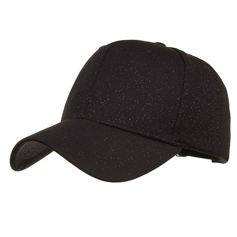 Outfit Simple Line Embroidery Adjustable Sunscreen Hat