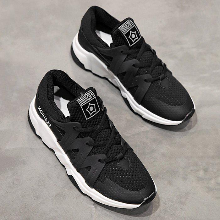 Shops Breathable Color Block Sneakers