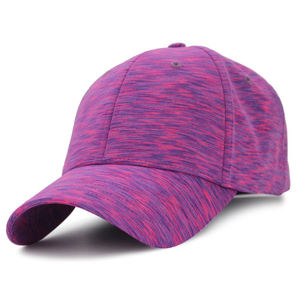 Cheap Unique Color Splice Pattern Magic Stickers Baseball Cap