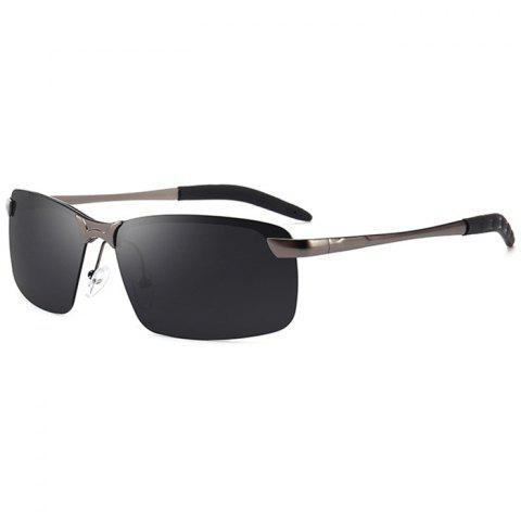 Best Vintage Rectangular Shaped Frameless Sunglasses
