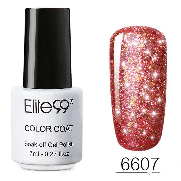 Best 7 ML Glitter Colors Soak Off Nail Art Shiny Nail Polish
