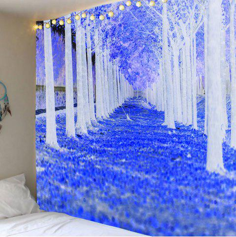 Unique Wall Art Forest Path Way Printed Tapestry