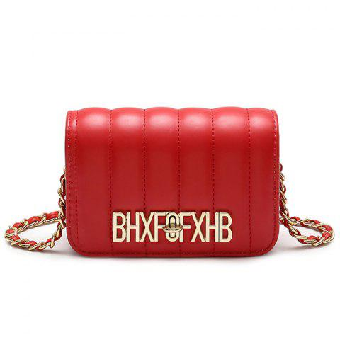 Latest Chic Chain Party Crossbody Bag