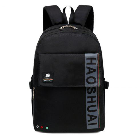 Fancy Multi Usage Laptop Couple Backpack