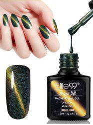10ML 3D Magnetic Gel Cat Eye Soak Off Nail Art Nail Polish -