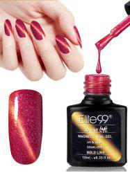 10ML Red Series 3D Cat Eye Soak Off Nail Art Nail Polish -