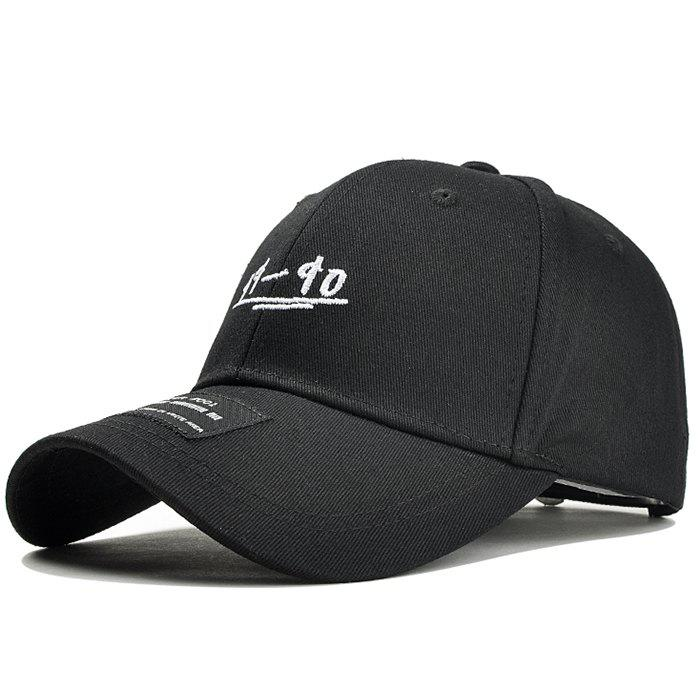 Buy Unique 19-90 Pattern Embroidery Adjustable Baseball Cap