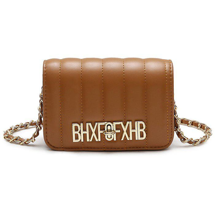 Fancy Chic Chain Party Crossbody Bag