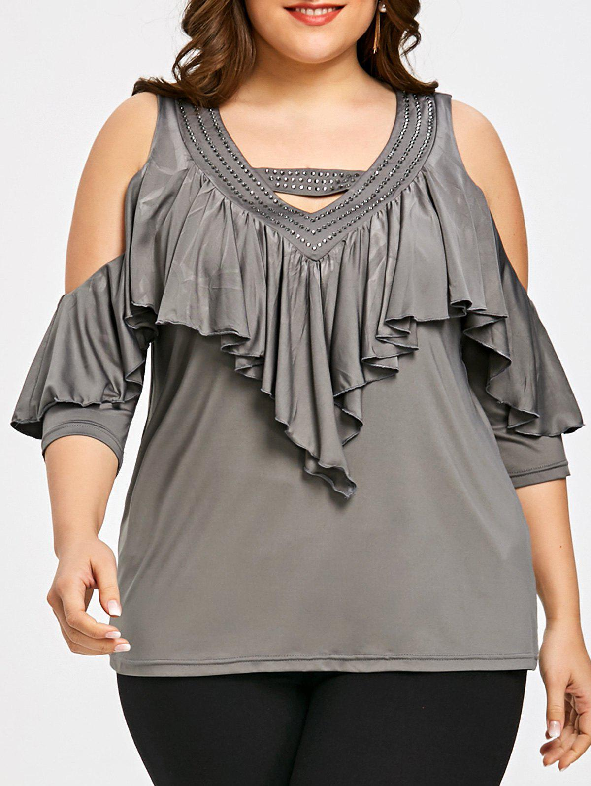 Plus Size Top 246575202