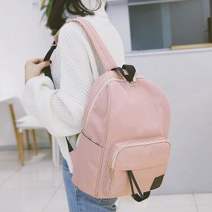 Double Side Pockets Backpack -