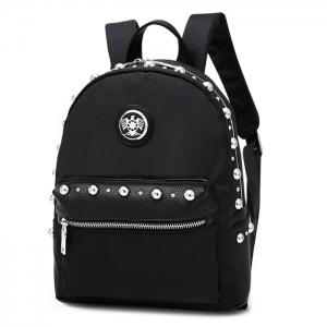 Rivets Punk Backpack -