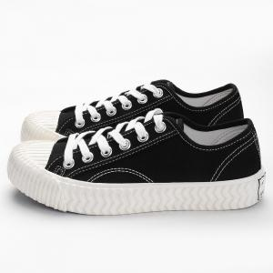 Low Top Stitches Sneakers -