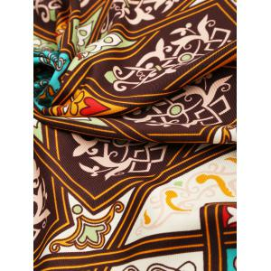 Ethnic Geometric Tassel Rectangle Beach Throw -