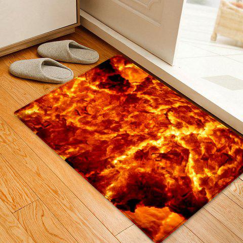Best Lava Pattern Water Absorption Area Rug