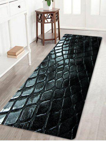 Buy Cobblestone Pattern Water Absorption Area Rug
