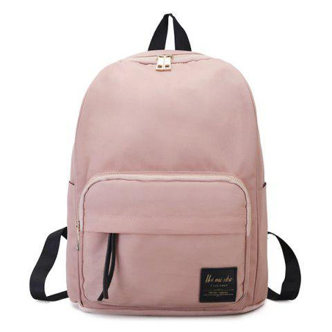 Online Double Side Pockets Backpack
