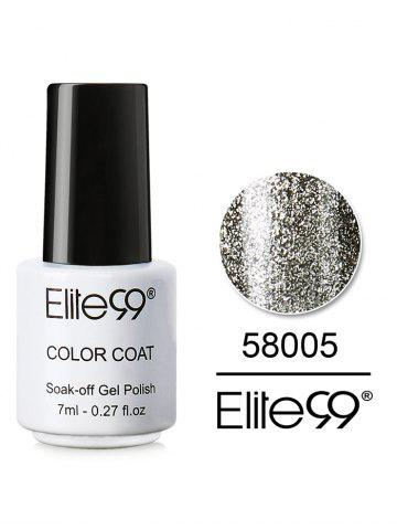 Hot 7ML Diamond Glitter Soak Off Nail DIY Gel Nail Polish