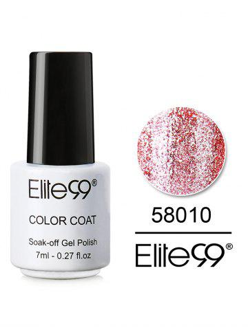 Discount 7ML Diamond Glitter Soak Off Nail DIY Gel Nail Polish