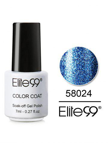 Affordable 7ML Diamond Glitter Soak Off Nail DIY Gel Nail Polish