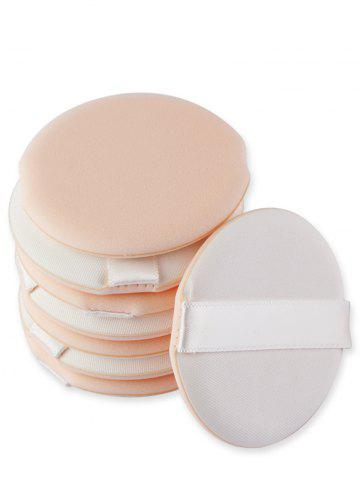Unique Multifunctional 8Pcs Air Cushion Makeup Puff Set