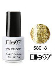 7ML Diamond Glitter Soak Off Nail DIY Gel Nail Polish -