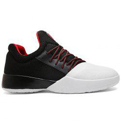 Color Block Running Baskeball Sneakers -
