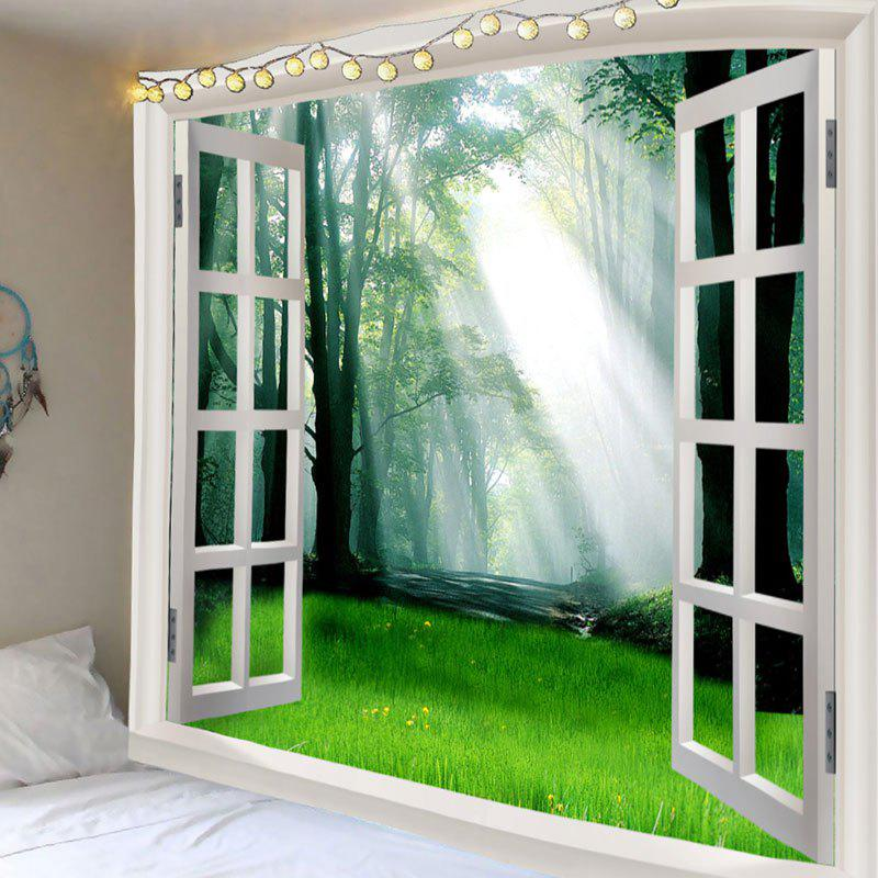 Buy Wall Hanging Sunlight Forest Grass Print Tapestry